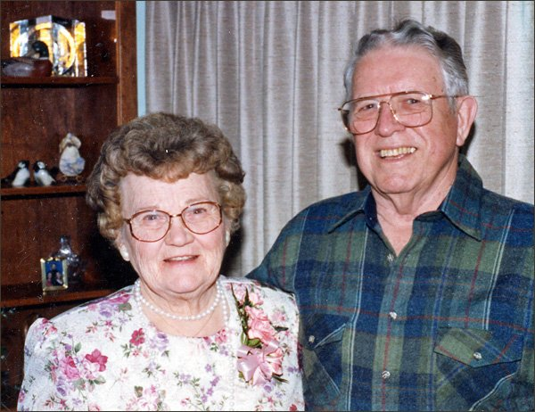 Jack and Doree Harris