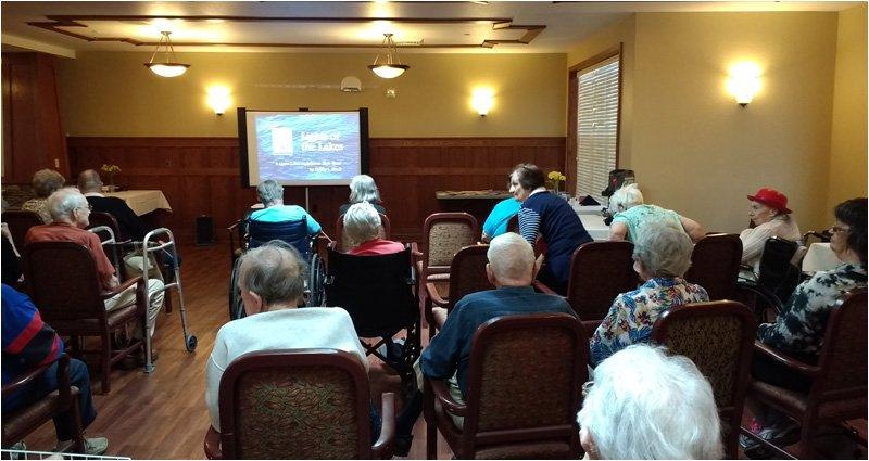 Heritage Elm Grove Audience