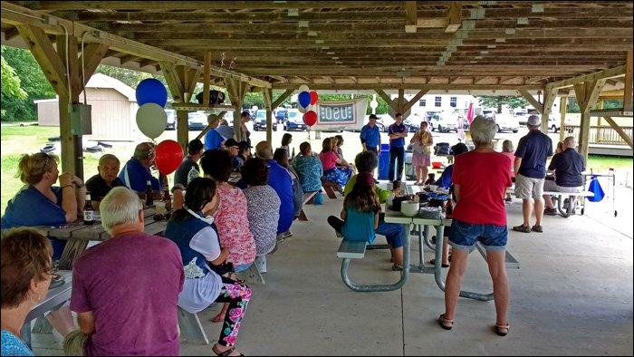 American Legion Park Picnic Pavilion