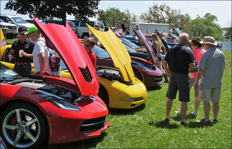 Fish Day Car Show 2017