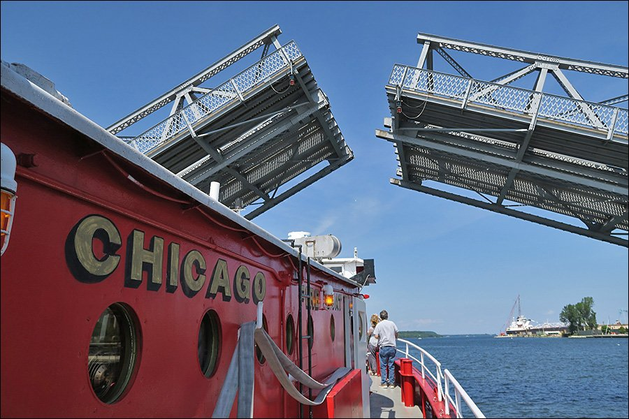 Chicago Fire Boat