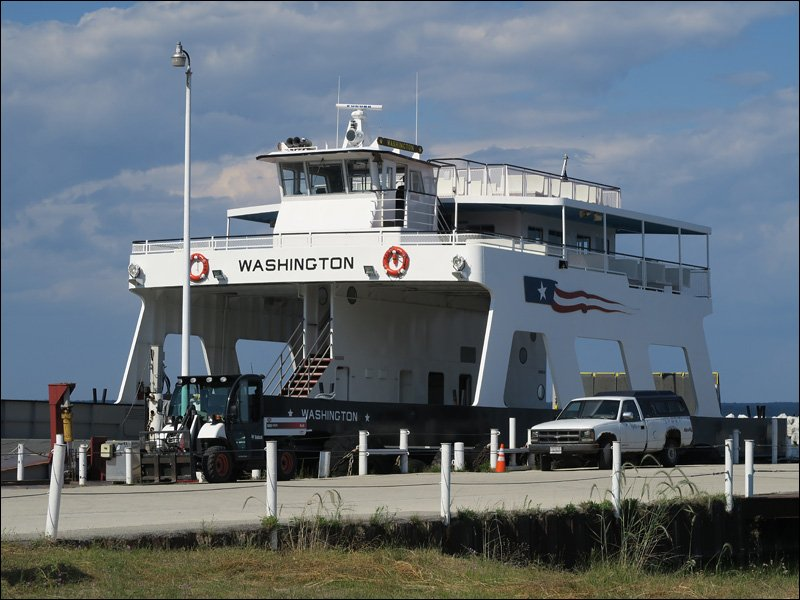 Washington Island Car Ferry