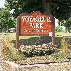 Voyageur Park, DePere