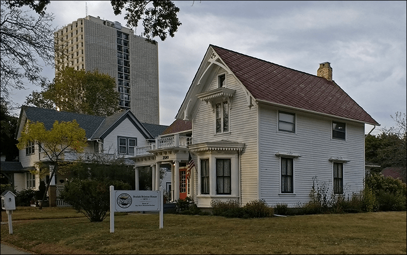Beulah Brinton House – Bay View, WI