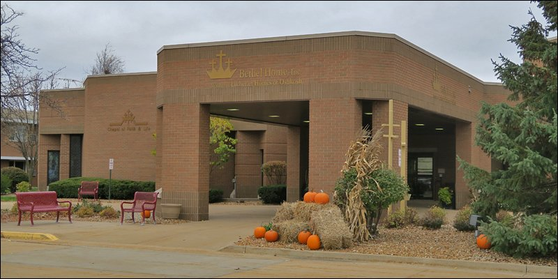 Bethel Home Entrance