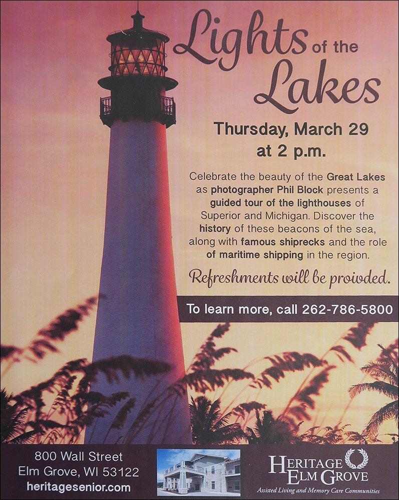 Heritage Elm Grove Flyer