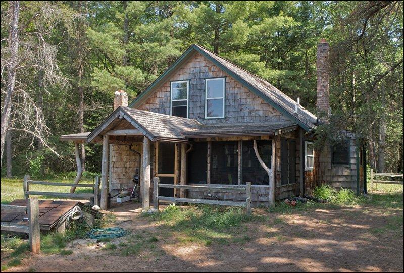 Scott's Cabin