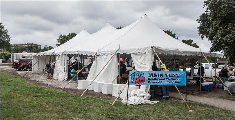 Main Tent