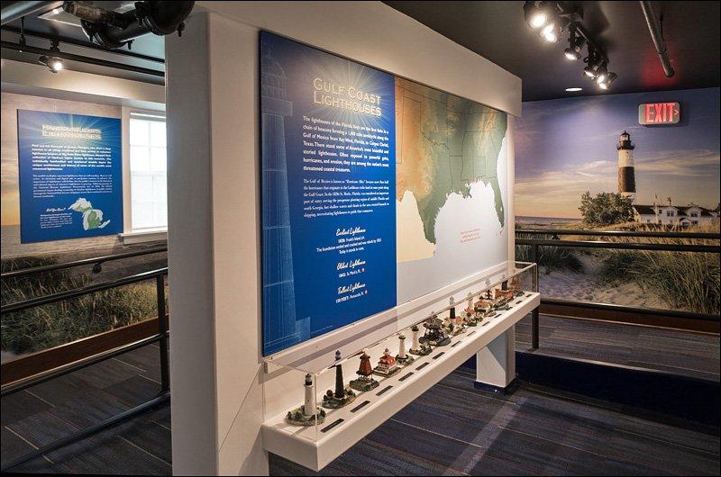 Gulf Coast Lighthouse Exhibit