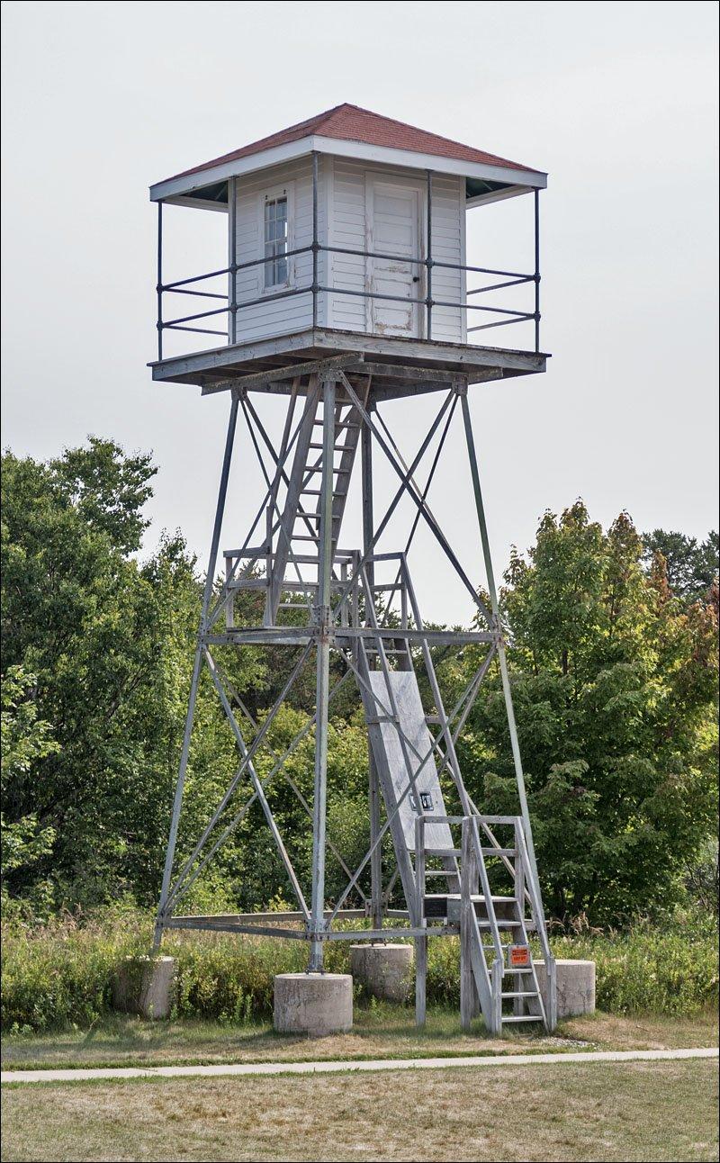 Life-Saving Watch Tower