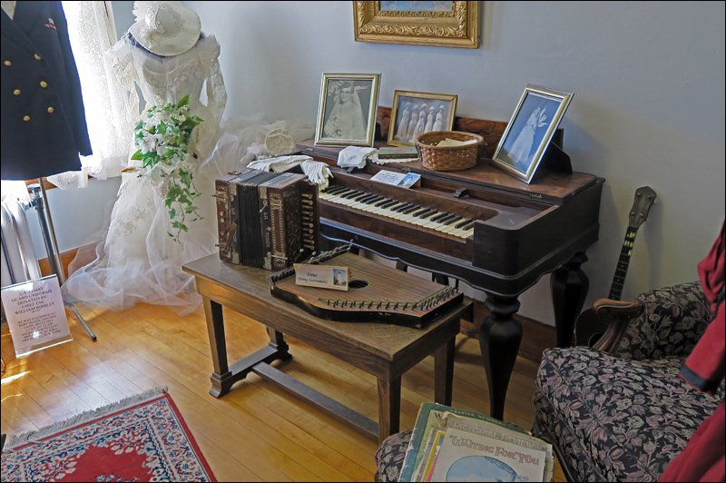 Organ and Musical Instruments