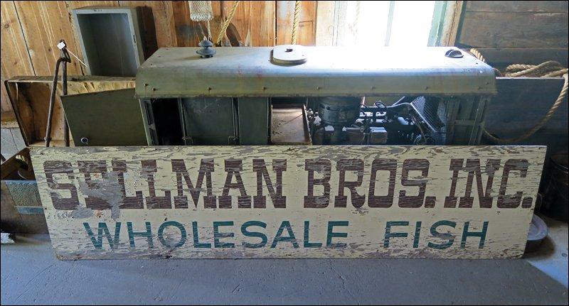 Sellman Bros. Sign