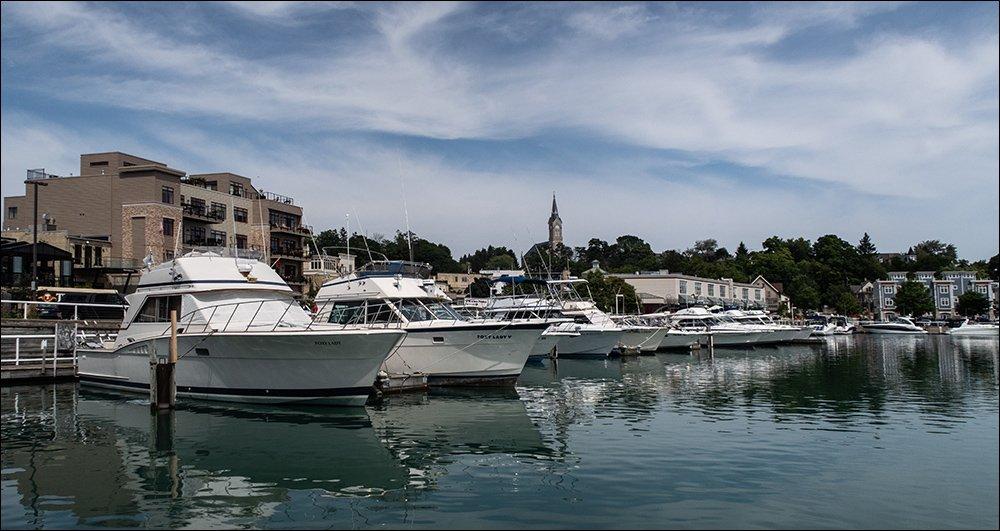 Port Washington Inner Harbor