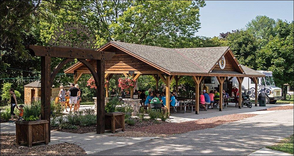 Lion's Club Pavilion