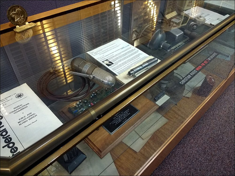 Historic Broadcast Equipment