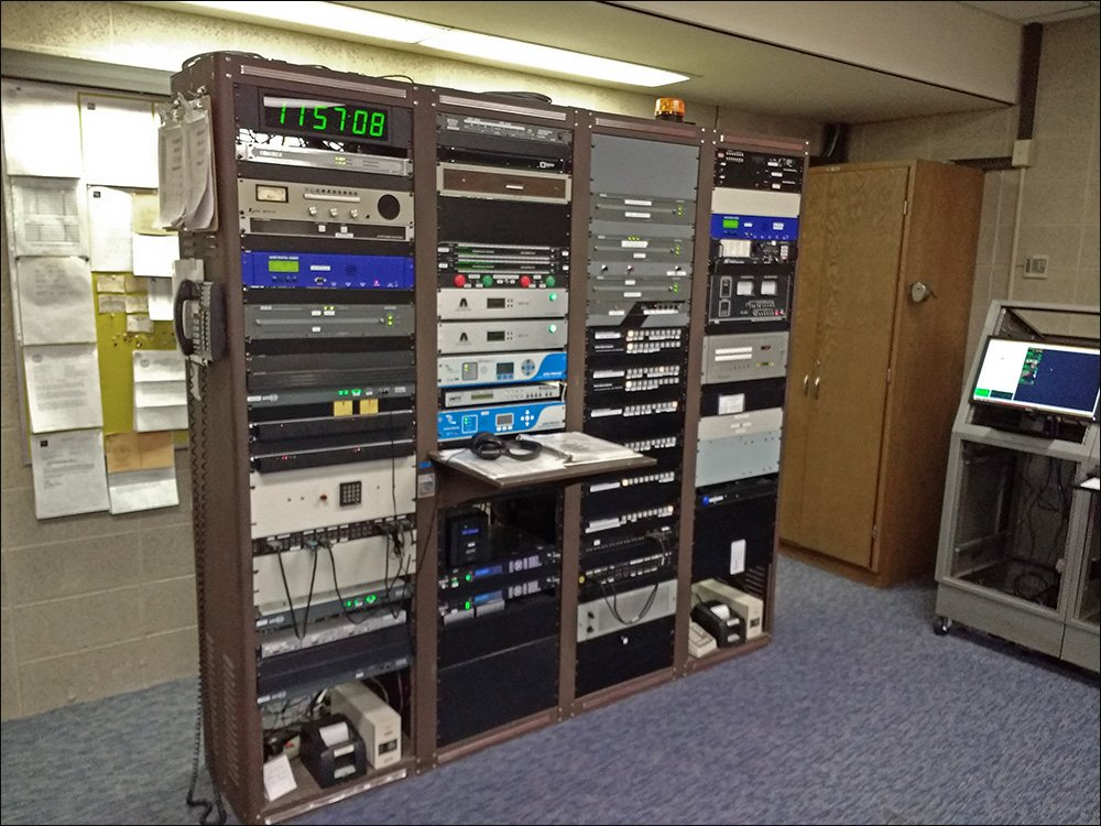 Affiliate Equipment Racks