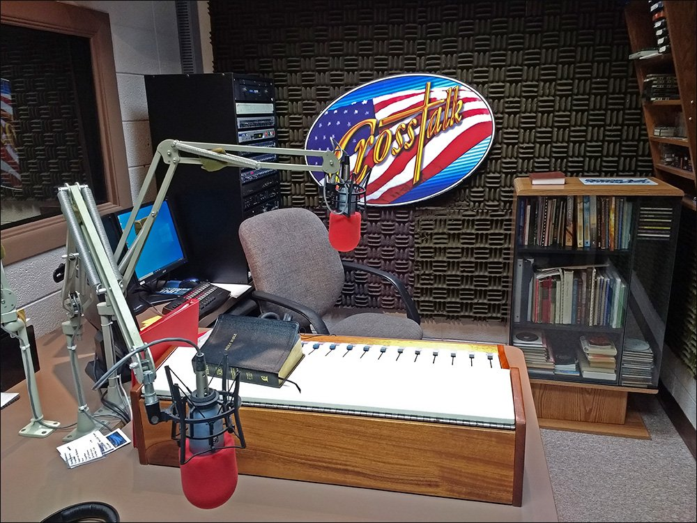 Crosstalk Broadcast Desk