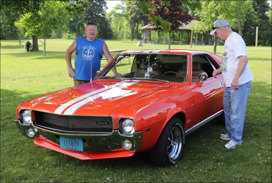 Classic Detroit Iron