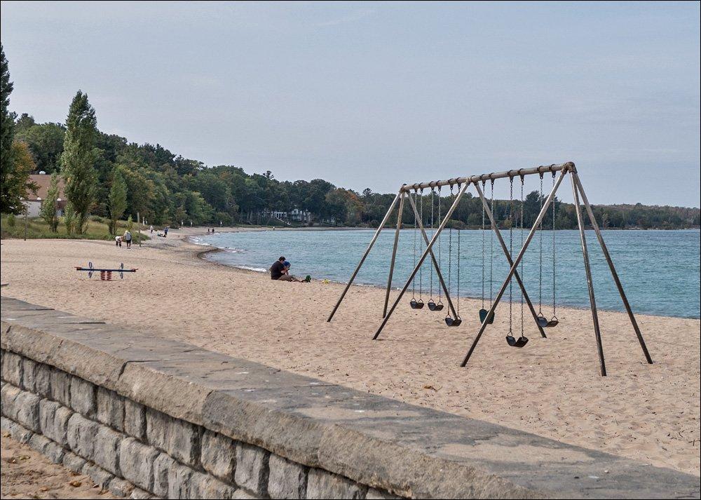 Charlevoix Beach
