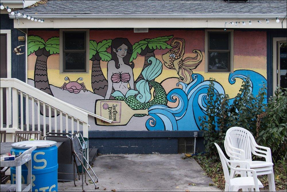 New Port Shores Mural