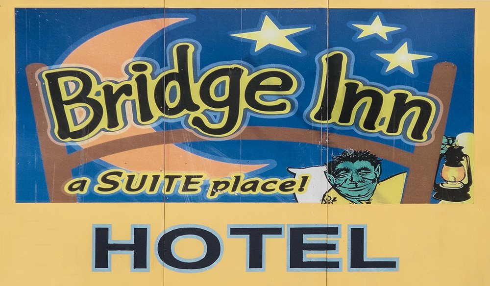 Bridge Inn Sign