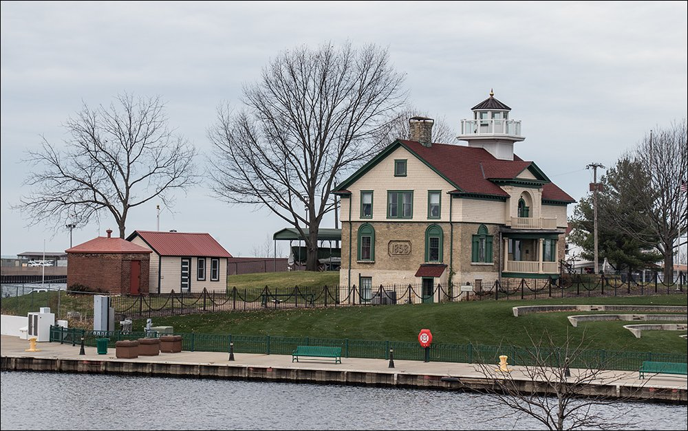 Old Michigan City Lighthouse Museum