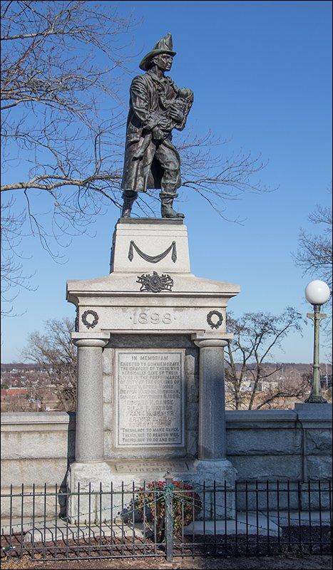 St. Joseph Firemen's Monument