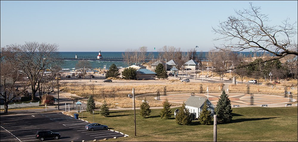 St. Joseph Harbor Overlook