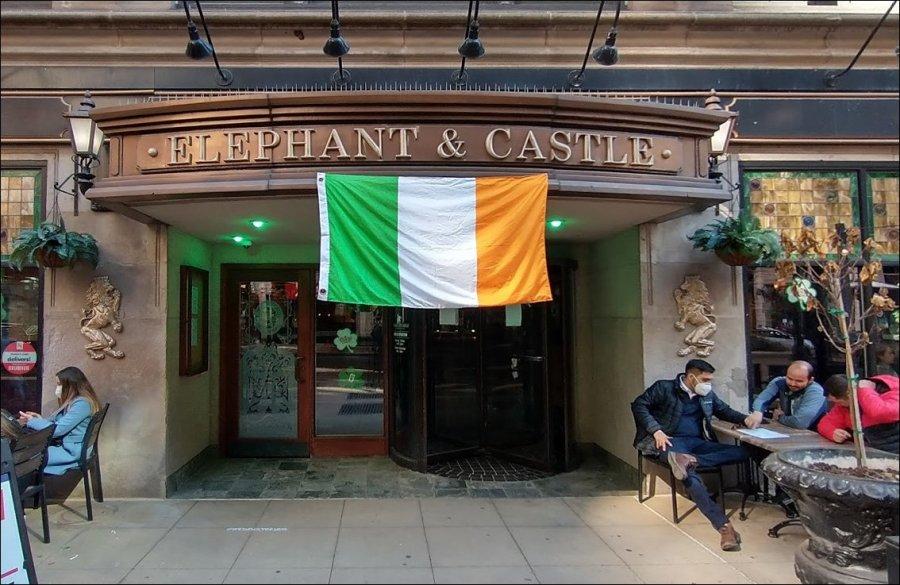 Elephant & Castle Pub