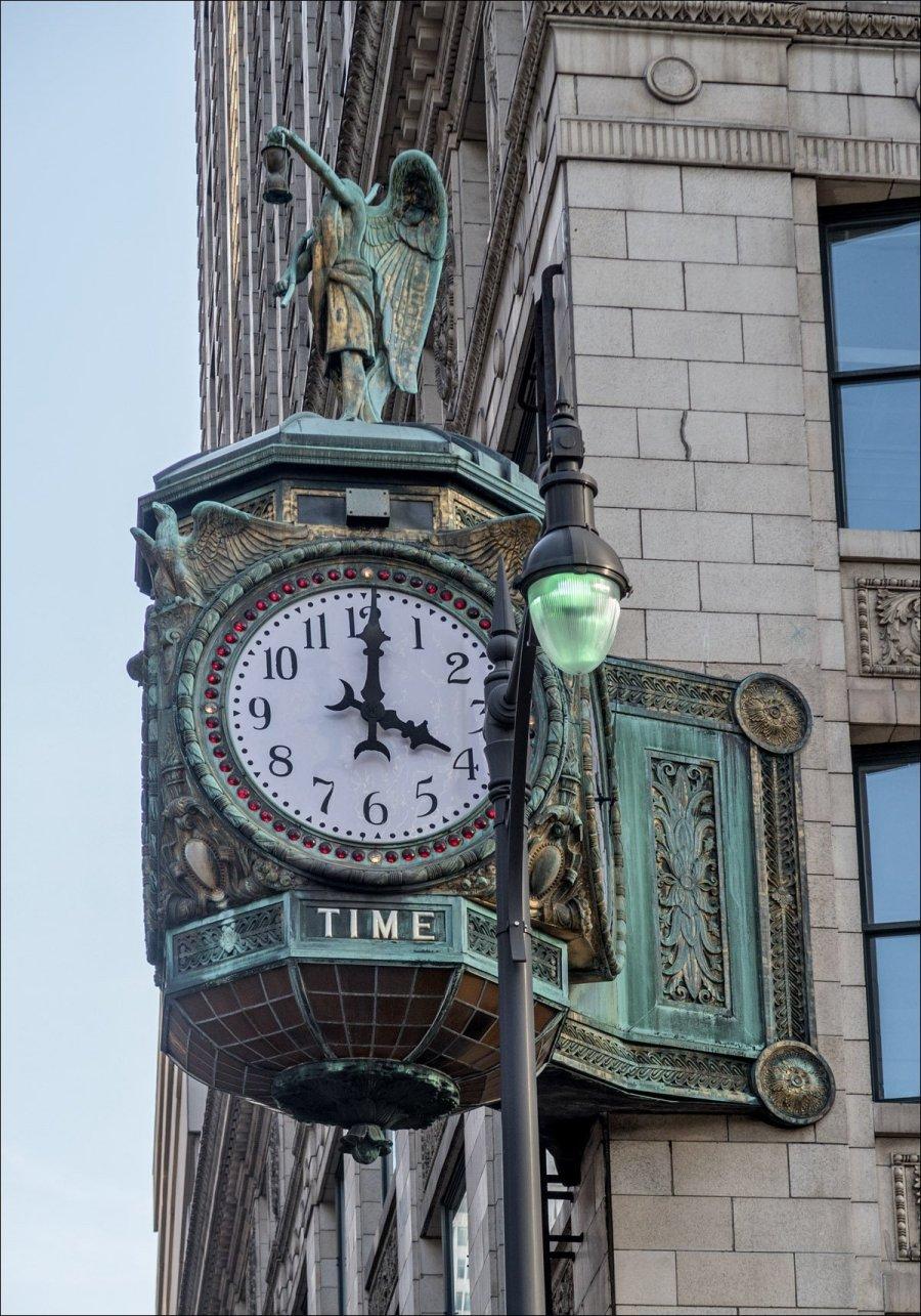 State Street Clock