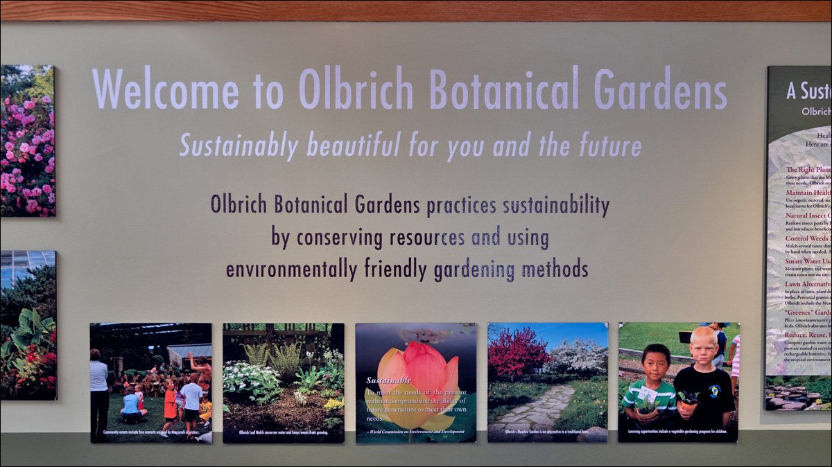 Welcome to Olbrich Botanical Gardens