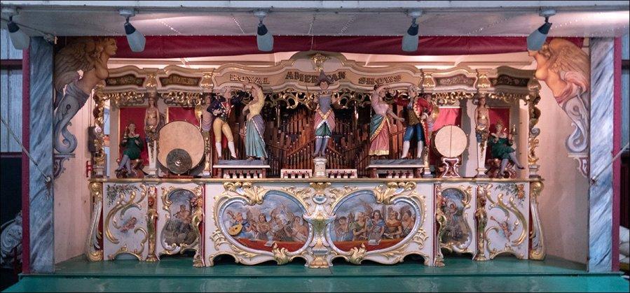 Circus World Museum - Band Organ