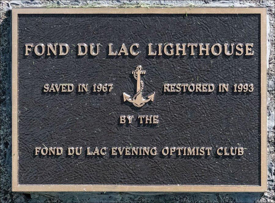 Fond du Lac Lighthouse