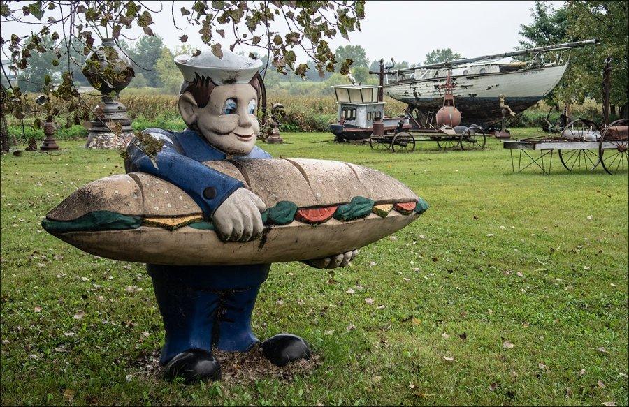 M. Schettl Oddity Park
