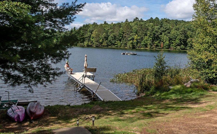 Clear Lake Shoreline