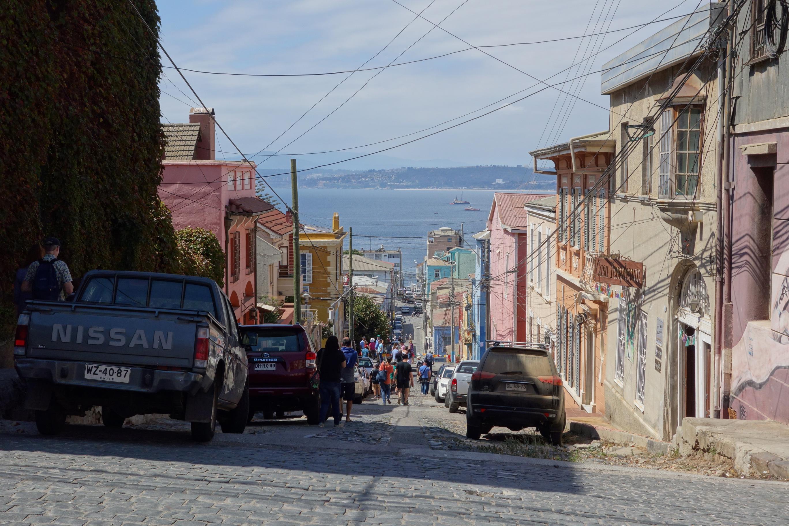 Through the lens Valparaiso