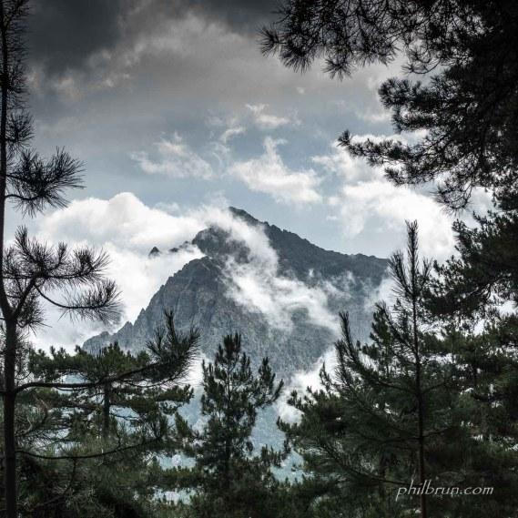 GR20 Montagne