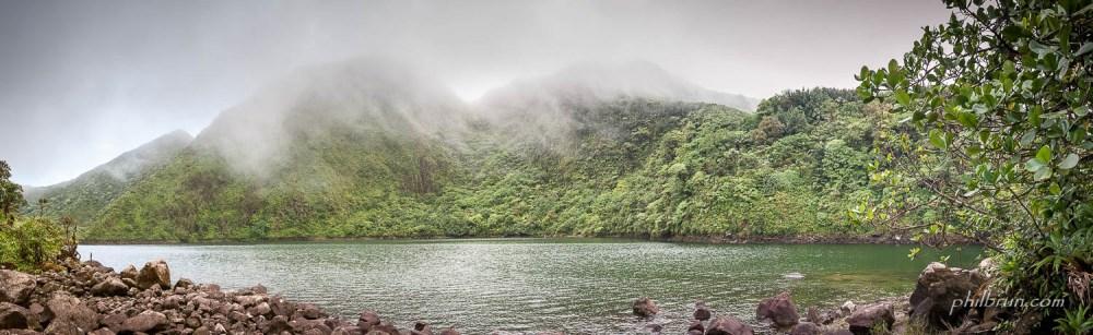 Le lac de Boeri