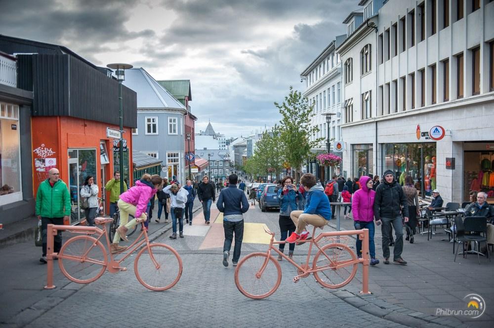 Islande Rekjavik
