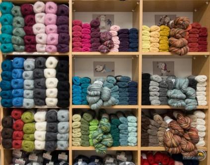 Ici la laine prend une dimension de salut public !