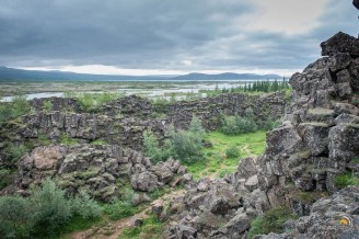 La faille de Thingvellir