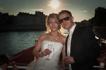Un beau mariage