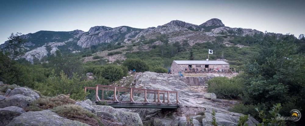 Le refuge de Manganu