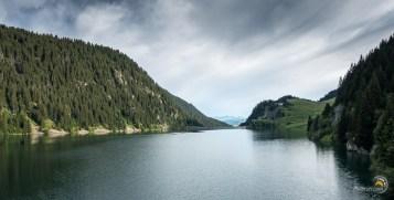 Barrage du Lac de Saint Guérin