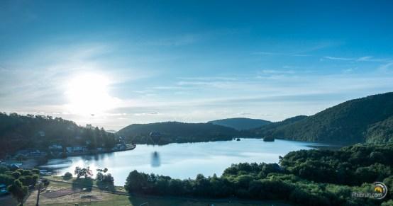 chambon lac montgolfiere
