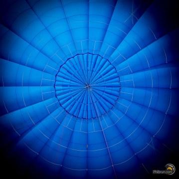 Le coeur de la montgolfiere