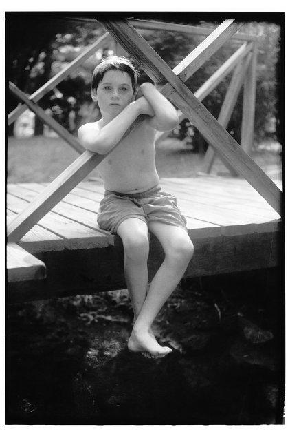 Summertime Children's Portrait