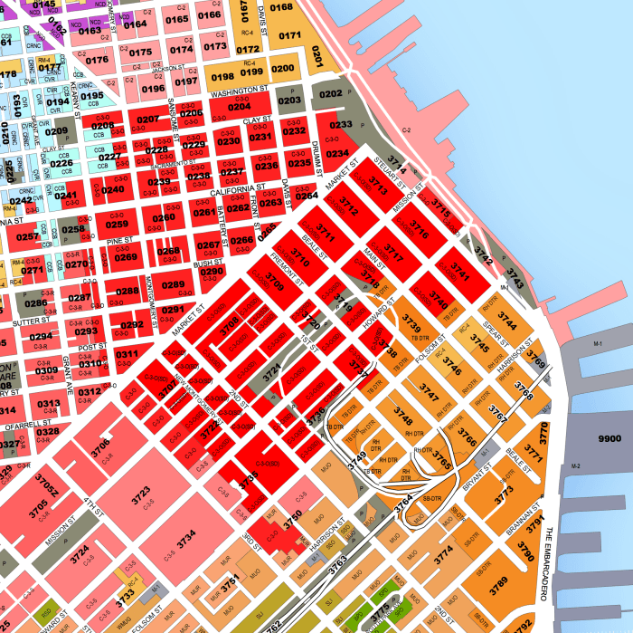 San Francisco Light Industrial Zoning: Land Use And Land Value In San Francisco