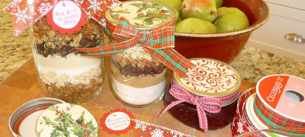 Healthy Food Gifts for Christmas