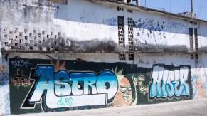 Random street grafitti
